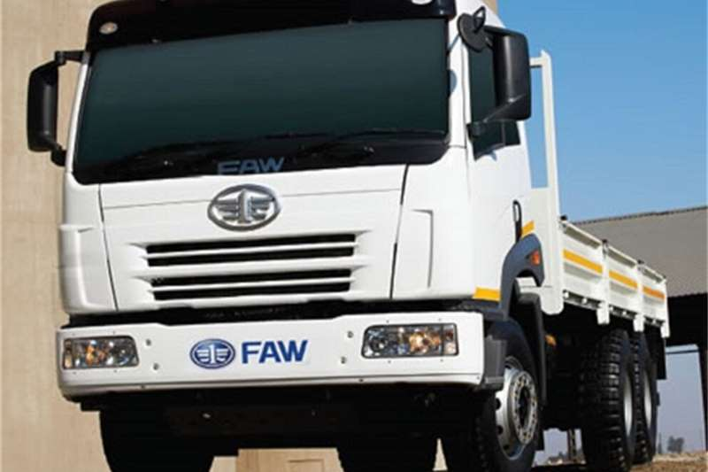 FAW Dropside 28.330FL-13.5Ton C/CAB ON Truck