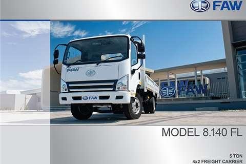 FAW Dropside 8.140FL A/C5Ton C/CAB ONL Truck