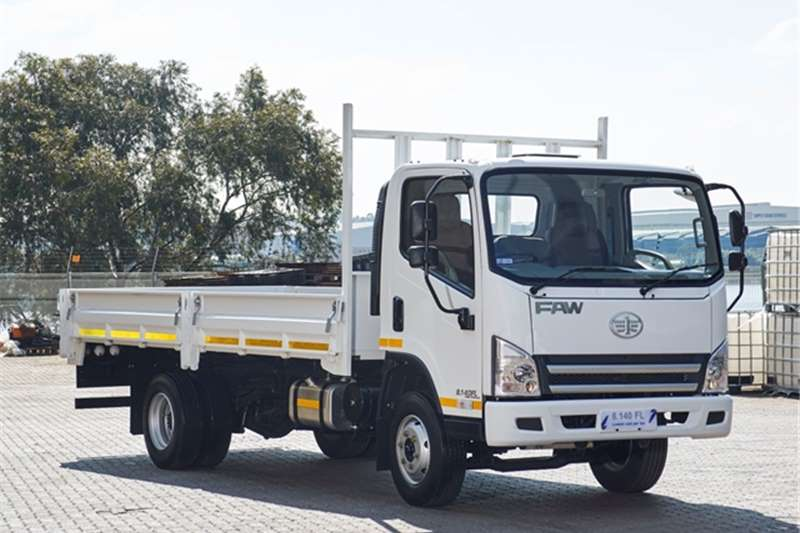 FAW Dropside 8.140FL   Drop Side Truck