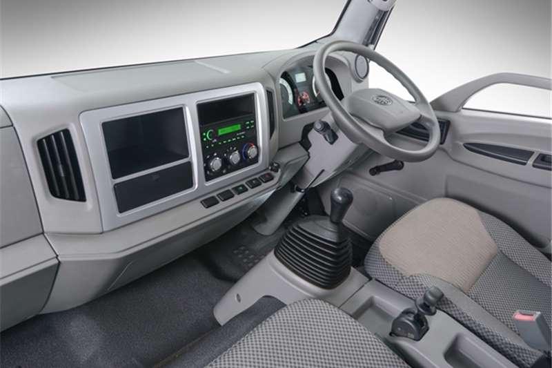 FAW Dropside 8.140FL   Drop Side Truck