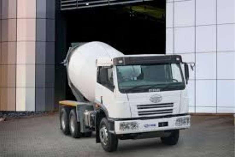 FAW FAW 33.330FC 6Cube MIxer Truck