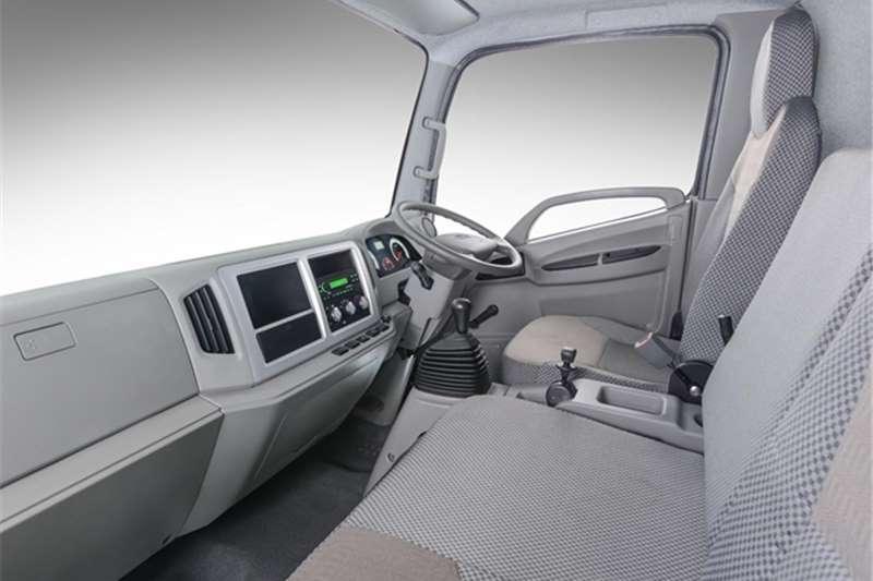 FAW Insulated body 8.140FL   Insulated Body Truck
