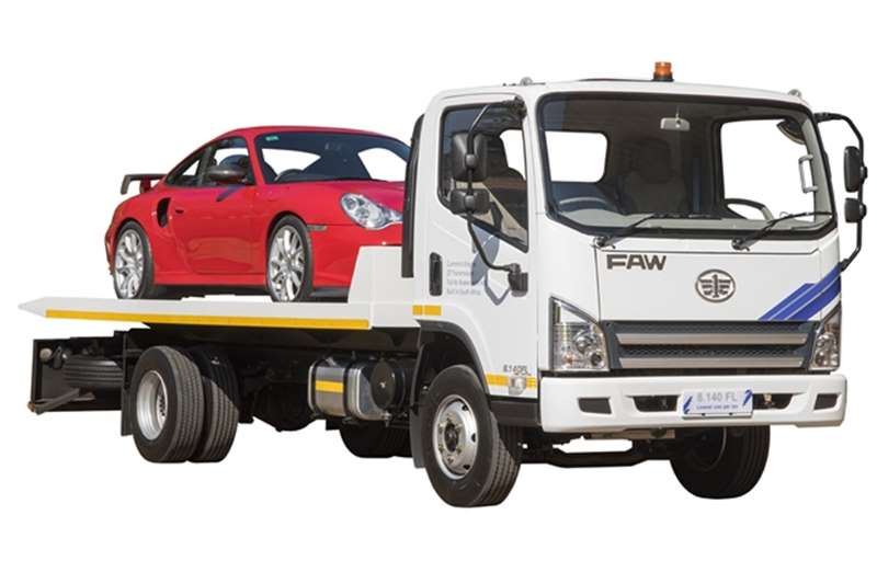 FAW Other 8.140FL   Rollback Truck