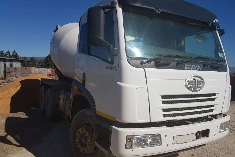 FAW Other FAW 33.330FC Truck