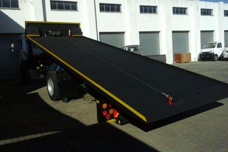 FAW Roll back 15.180FL: 8-Ton Truck