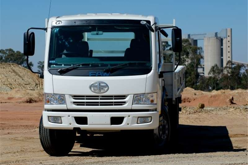 FAW Roll back 15.180FL-8Ton C/CAB ONLY Truck