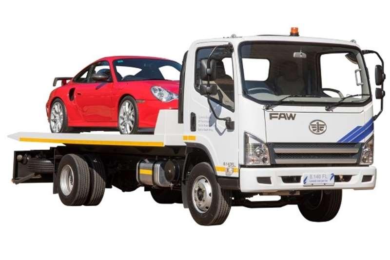 FAW Roll back 28.330FL(13.5Ton) C/CAB O Truck