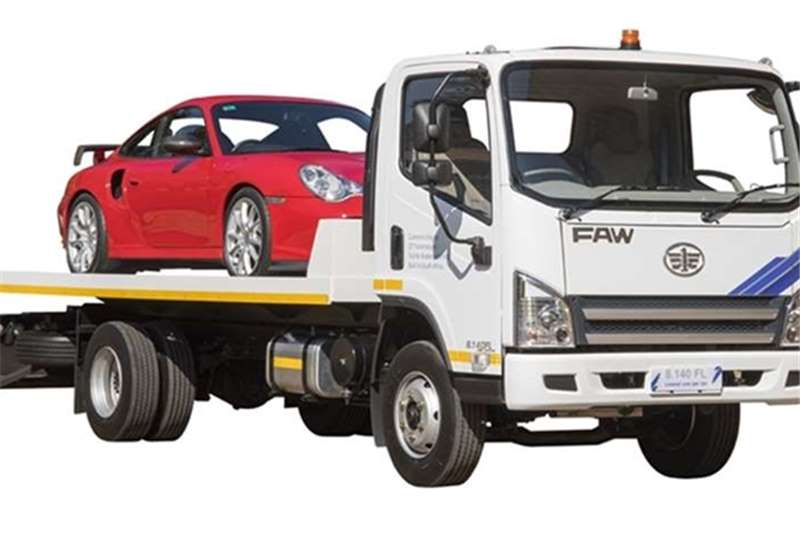 FAW Roll back 8.140FLA/C: 5-Ton Truck