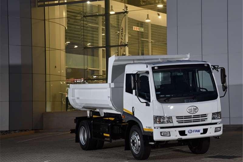 FAW Tipper 15.180FD - 6m3 Tipper Truck