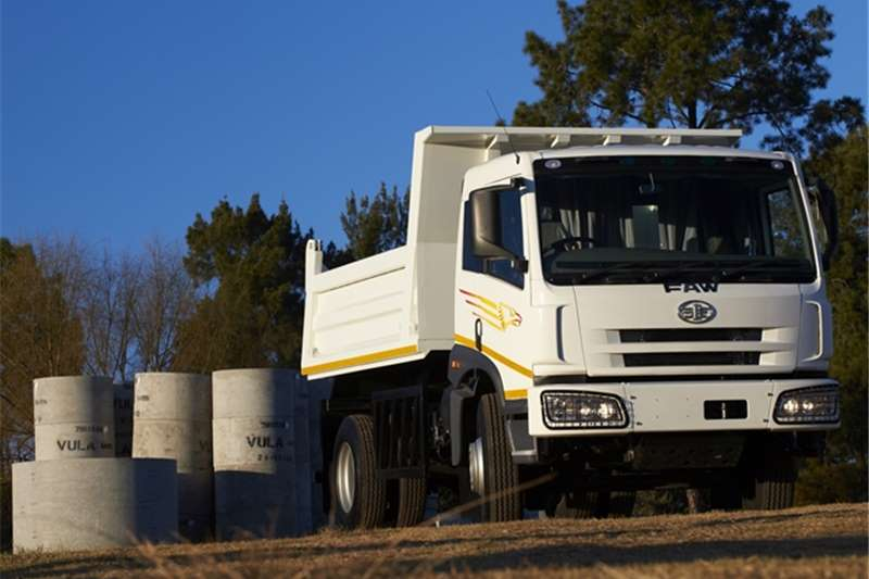 FAW Tipper 16.240FD - 6m3 Tipper Truck