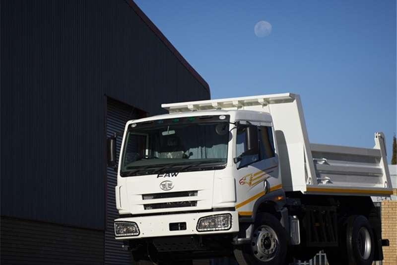 FAW Tipper 16.240FD   6m3 Tipper Truck