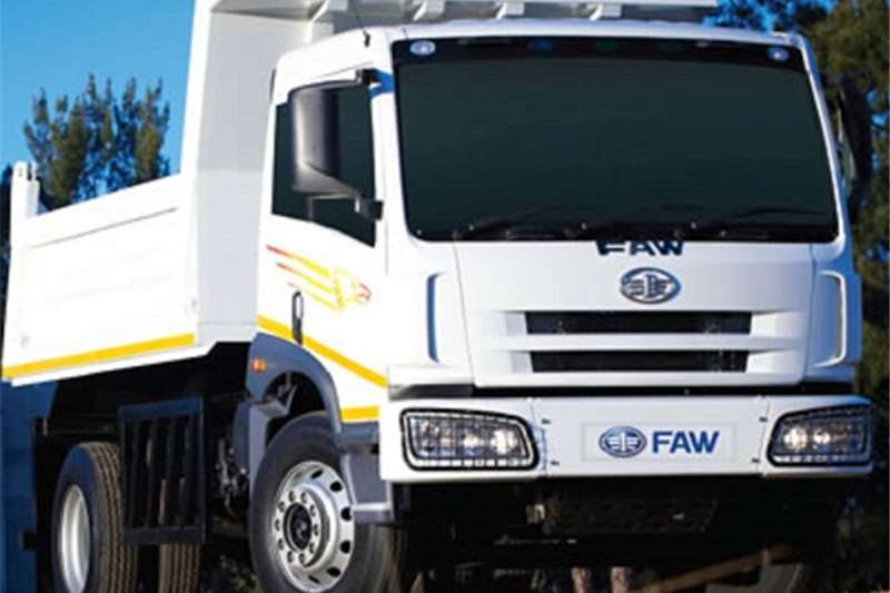 FAW Tipper 16.240FD (6m3 Tipper) New Truck
