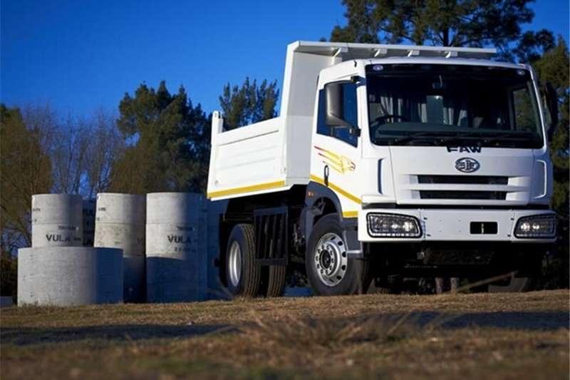 FAW Tipper 16.240FL: 8m3 Tipper Truck