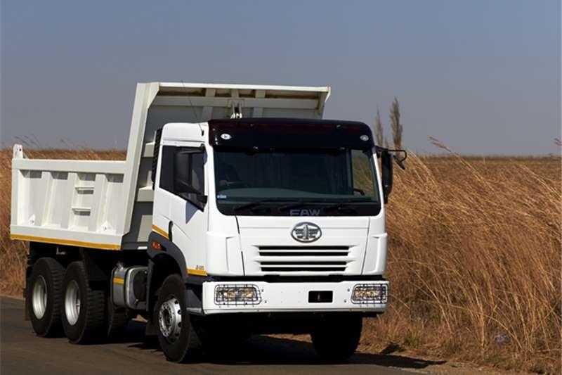 FAW Tipper 28.280FD - 10m3 Tipper Truck