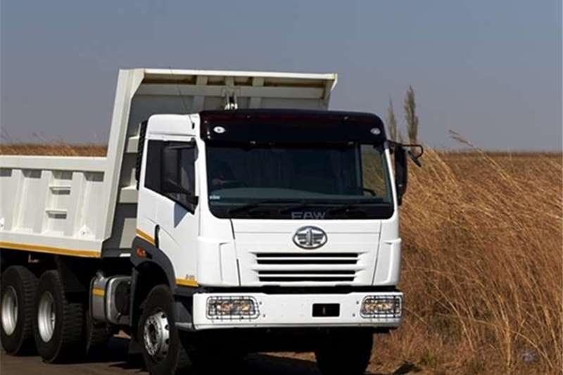 FAW Tipper 28.280FD-10m3 Tipper Truck
