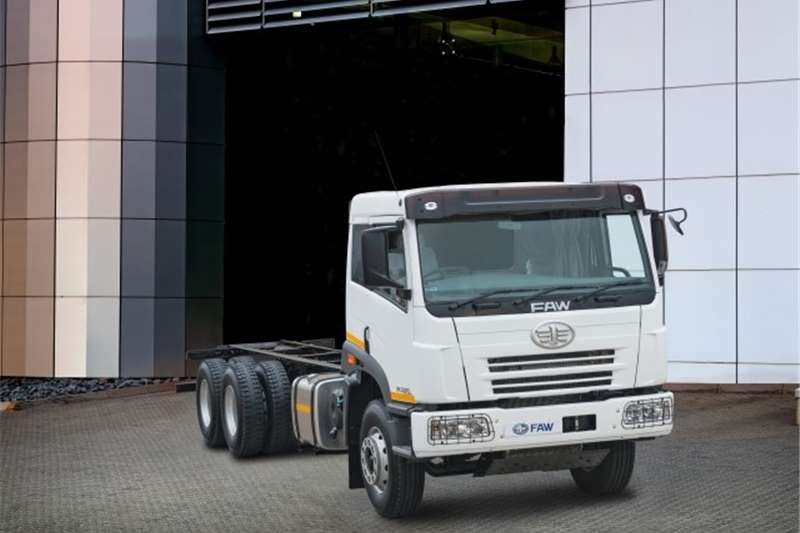 Truck FAW Tipper 28.280FD C/Cab Subframe and Hydraulics 2017