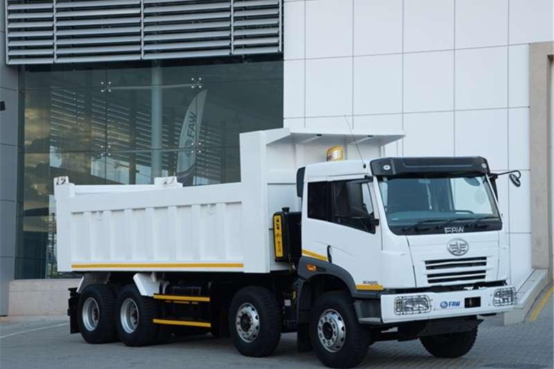 FAW Tipper 35.340FD - 15m3 Tipper Truck