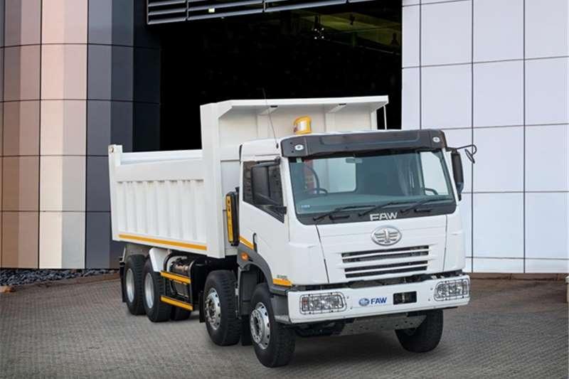 FAW Tipper 35.340FD   15m3 Tipper Truck