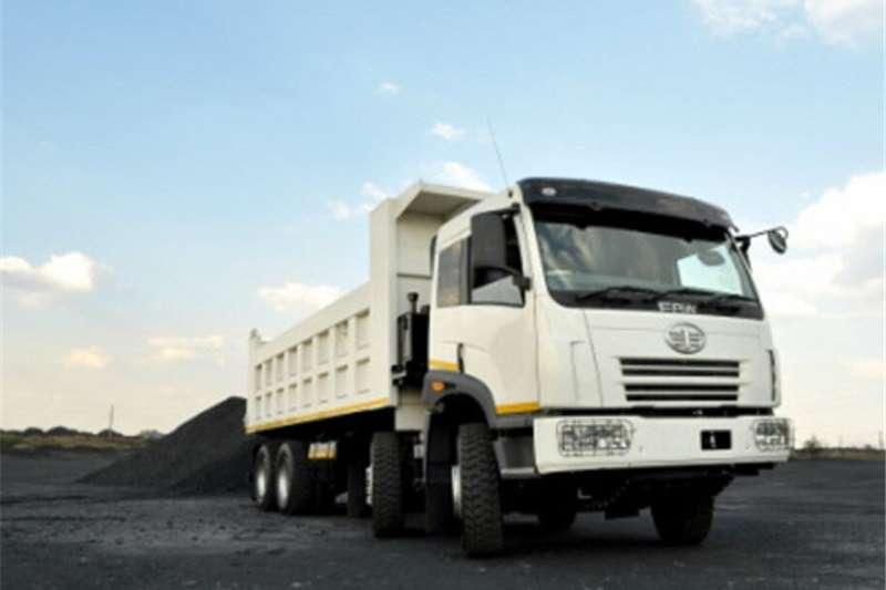 FAW Tipper 35.340FD 15m3 Tipper New Truck