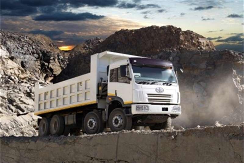 FAW Tipper 35.340FD C/CAB SUB HYD  Truck