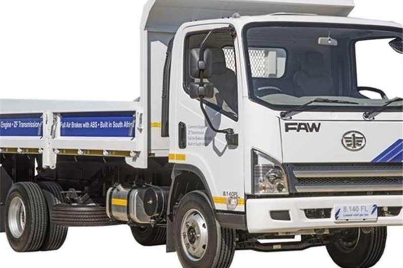 FAW Tipper 8.140FD(3m3Tipper) C/Cab Truck