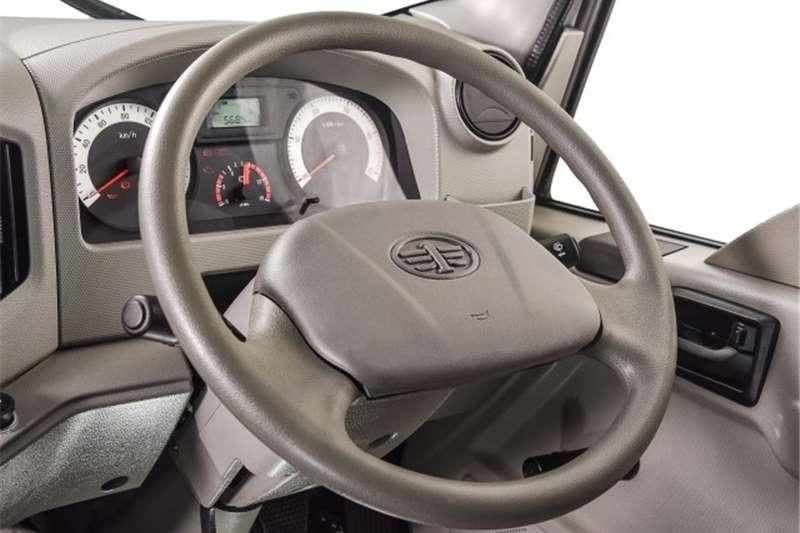 FAW Van body 28.330FL-13.5TonC/CAB ONL Truck