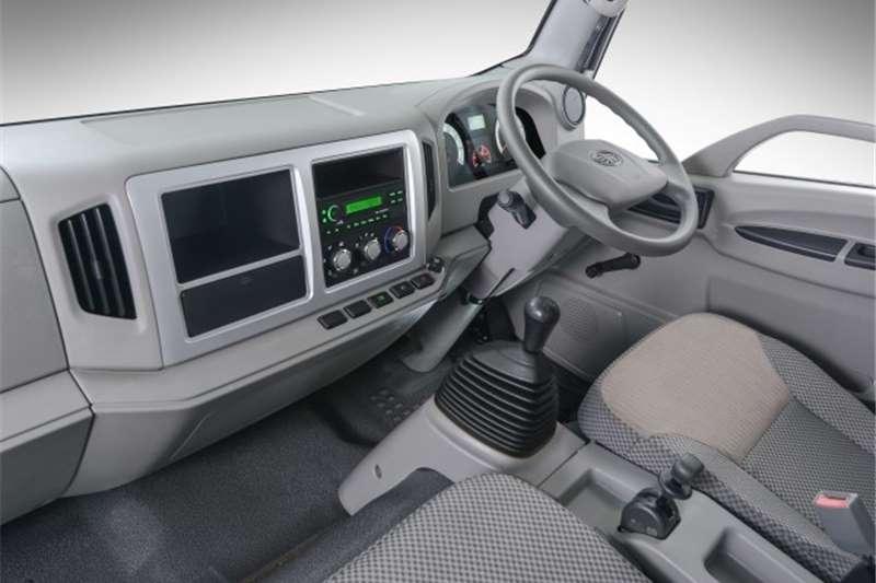 FAW Van body 28.330FL: 14-Ton Truck