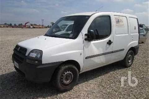 Truck Fiat 2001