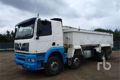 Foden 385  Truck