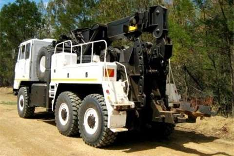 Foden Other 6x6 Recovery RHD Truck