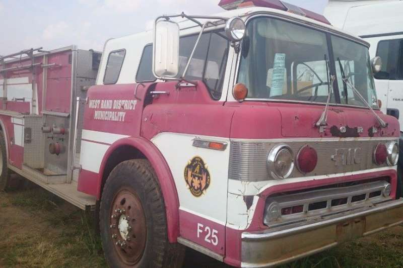 Ford Other FMC Fire Truck Truck