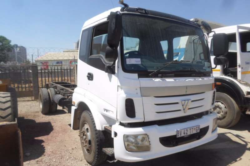 Foton Chassis cab Foton Breaking for parts Truck