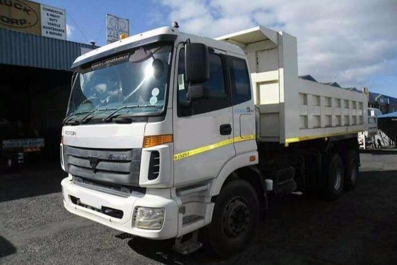 Foton Tipping body Auman BJ3253 Tipper Truck