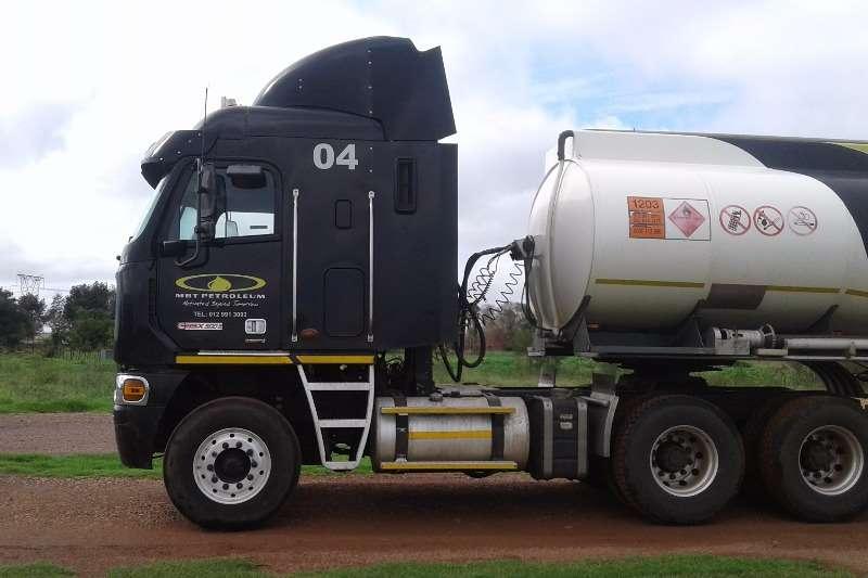Truck Freightliner Argosy 90 Cum 500 2013