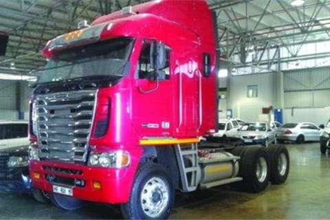 Truck Freightliner Argosy DDC 12.7650 New Generation- 2012