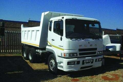 Fuso 10 Tipper- Truck