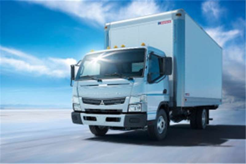 Fuso Canter TD FG6-136DW 3 TON Truck