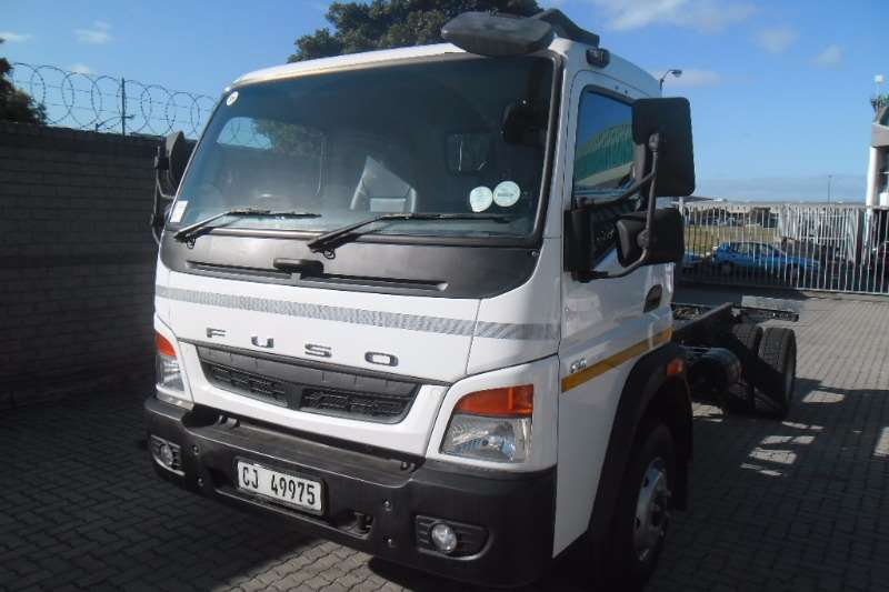 Truck Fuso Chassis Cab Canter FA9-137 2015