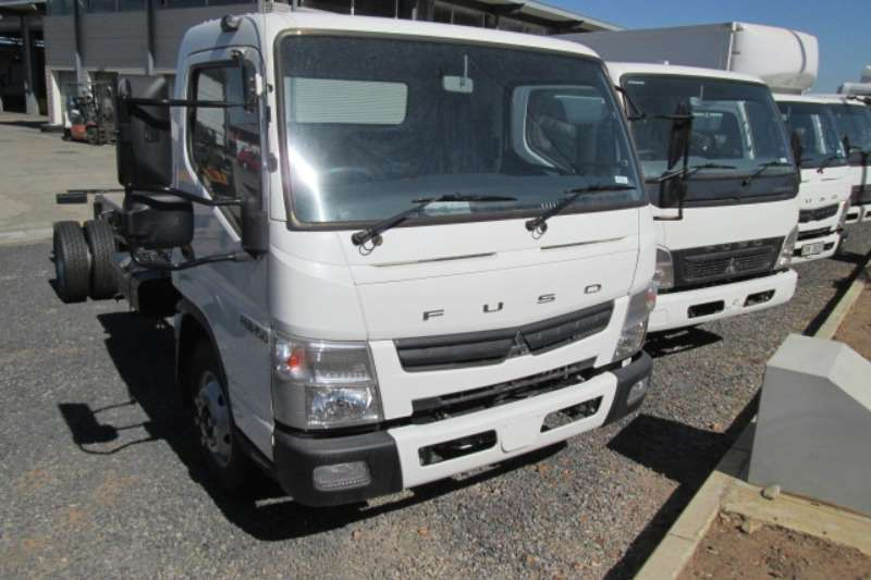 Fuso Chassis cab Canter FE8-150TF AMT FC Truck