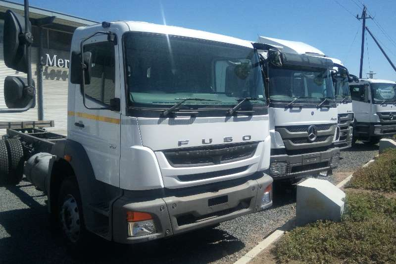 Fuso Chassis cab FJ16230S FC Truck
