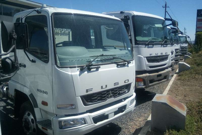 Truck Fuso Chassis Cab FK13-240 FC 2017