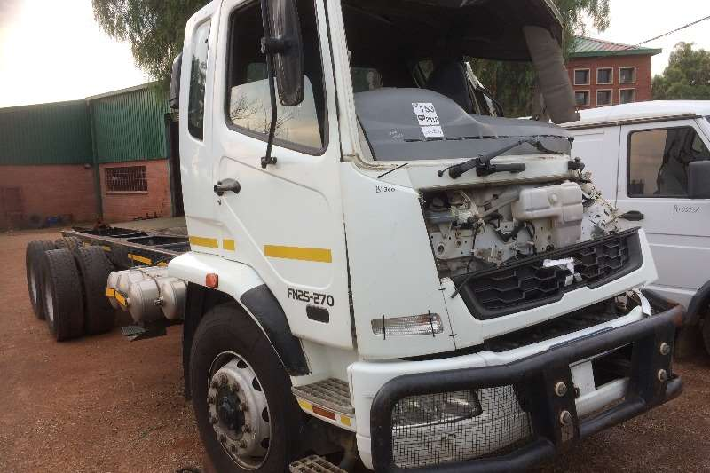 Fuso Chassis cab FN25 270 code 4 Truck