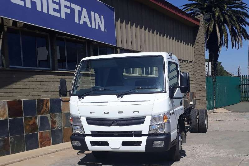 Truck Fuso Chassis Cab FUSO 7-150 2016
