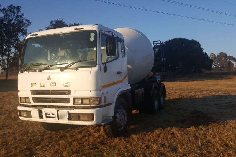 Fuso Concrete mixer 26 340 Mixer Truck