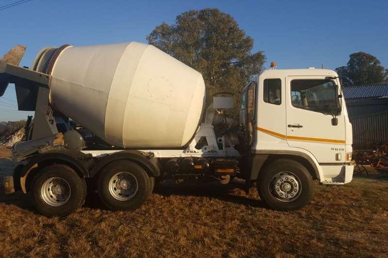 Truck Fuso Concrete Mixer SOLD!! 26 340 Mixer 2007
