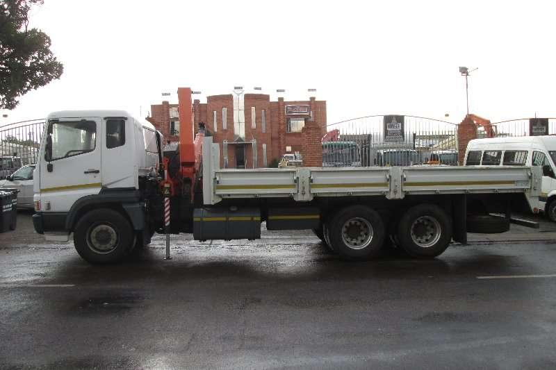 Fuso Crane truck FV26 340TT Truck