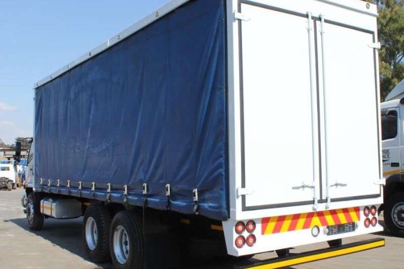 Fuso Curtain side FN 25.270 Truck