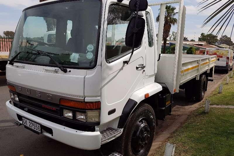 Fuso Dropside 14-213 Truck