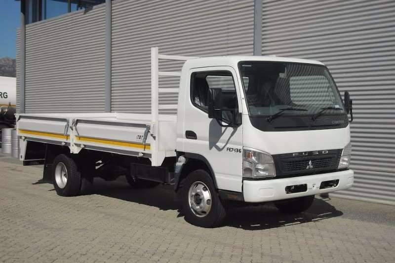 Fuso Dropside Canter FE6-130TF Dropside Truck