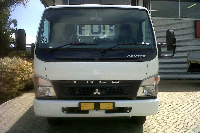 Fuso Dropside Canter FE7 136 Truck